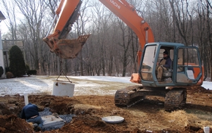 Real Estate Inspections and Hydraulic Load Tests of Septic